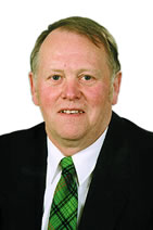 Councillor Barrie Holland